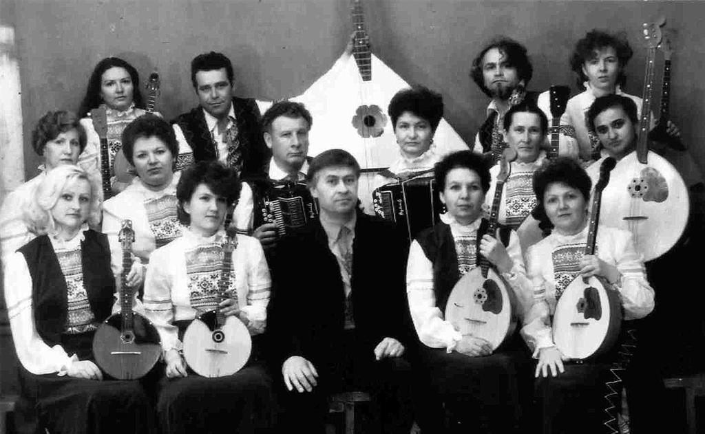 Очаковский оркестр народных инструментов