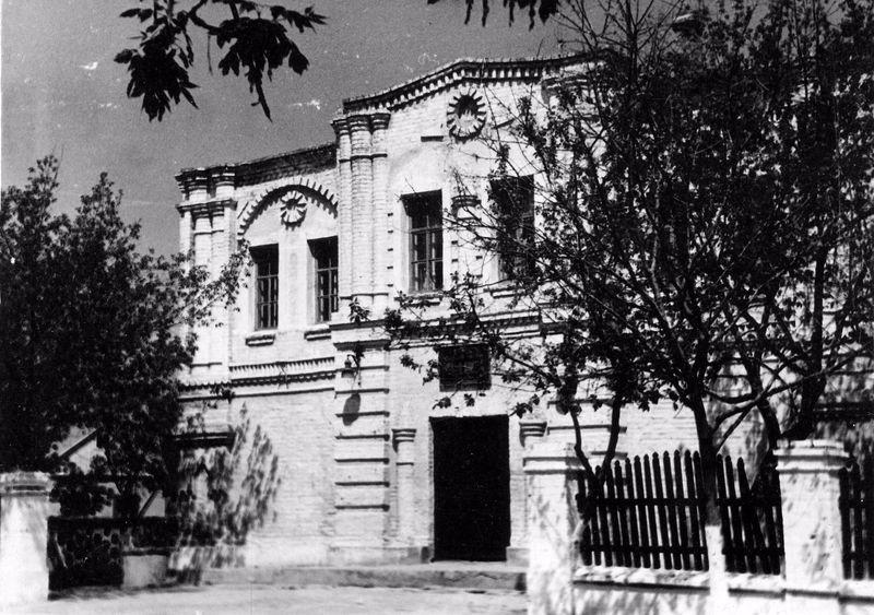 Очаков. Синагога - Дом пионеров