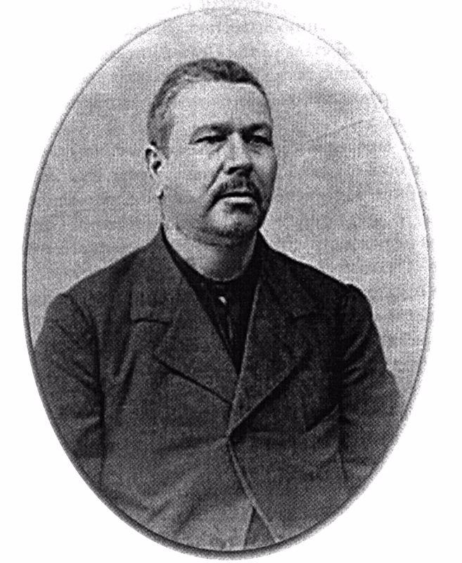 Мер Очакова. Калиниченко Ефим Андреевич