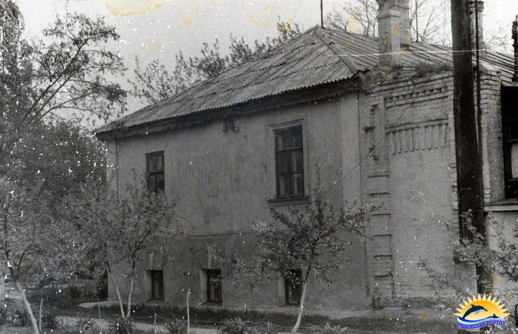 Очаков. Старое здание лазарета. 2 пол. 19 века