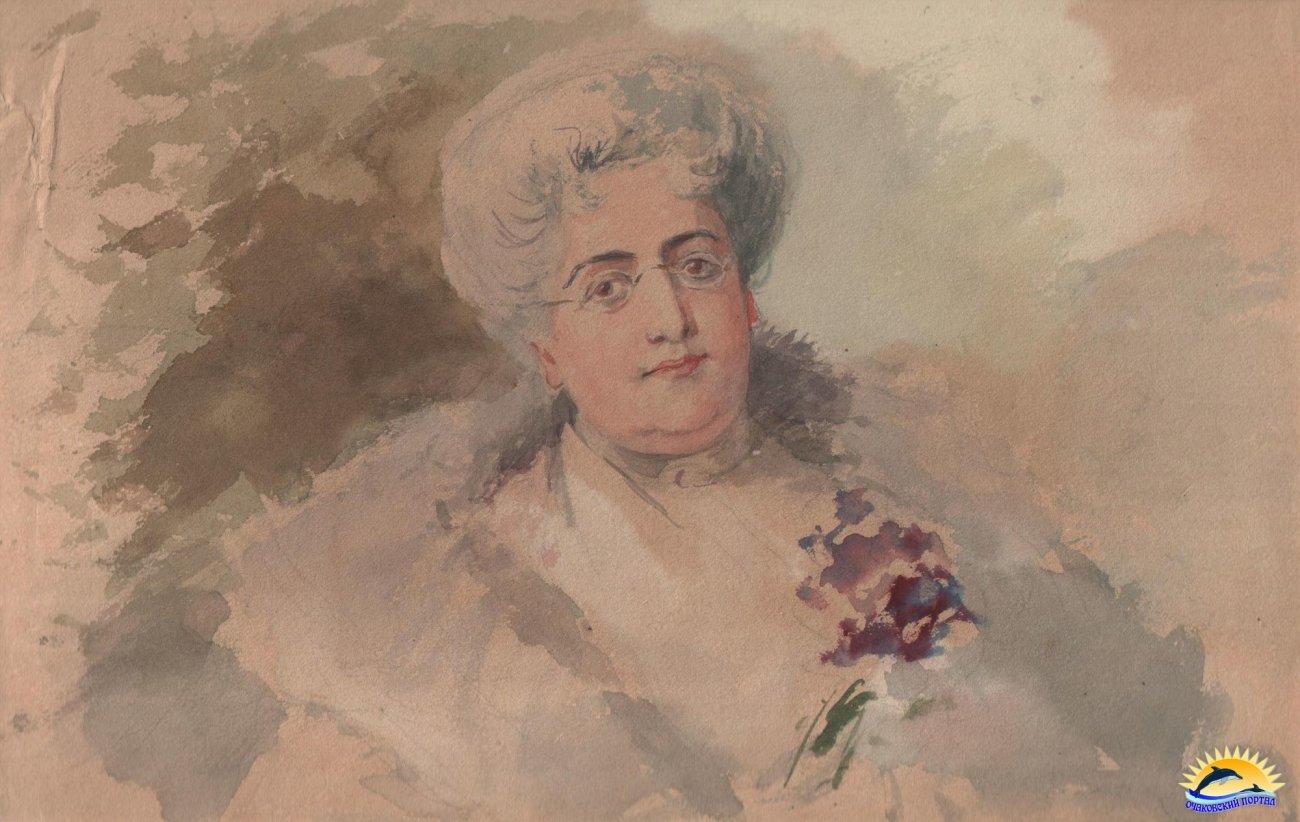 Картина Е.П. Самокиш-Судковской