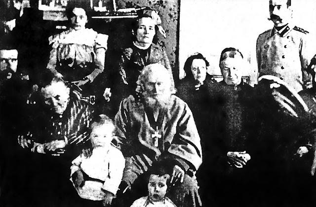 Очаков. Гавриил Судковский с семьей