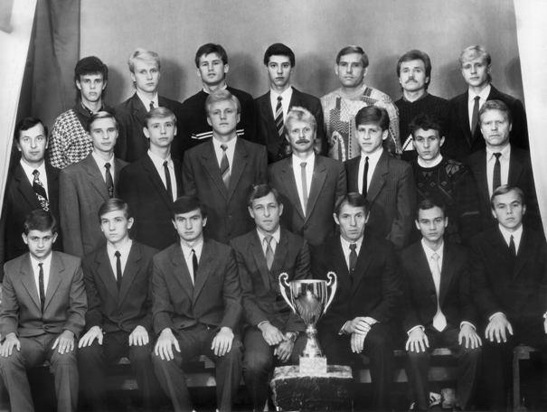 Очаковская футбольная команда «Маяк» Кубок СССР