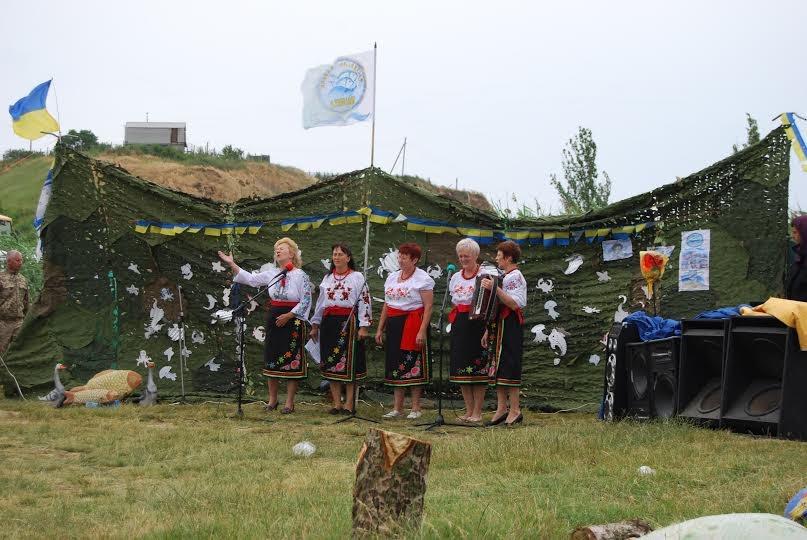 Фестиваль Карася в Куцурубе