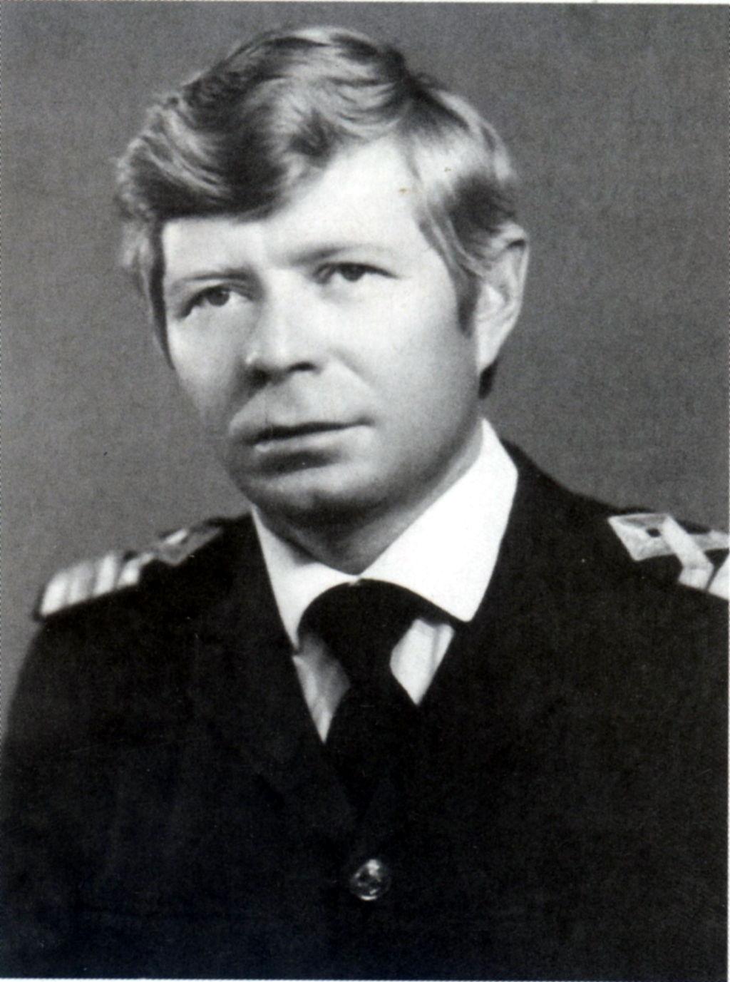Кочергин Анатолий Михайлович