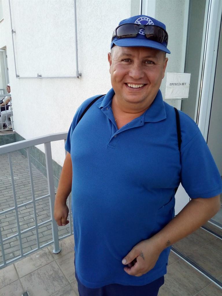 Александр Борисов администратор команды Очаковского района. Финал кубка АПК