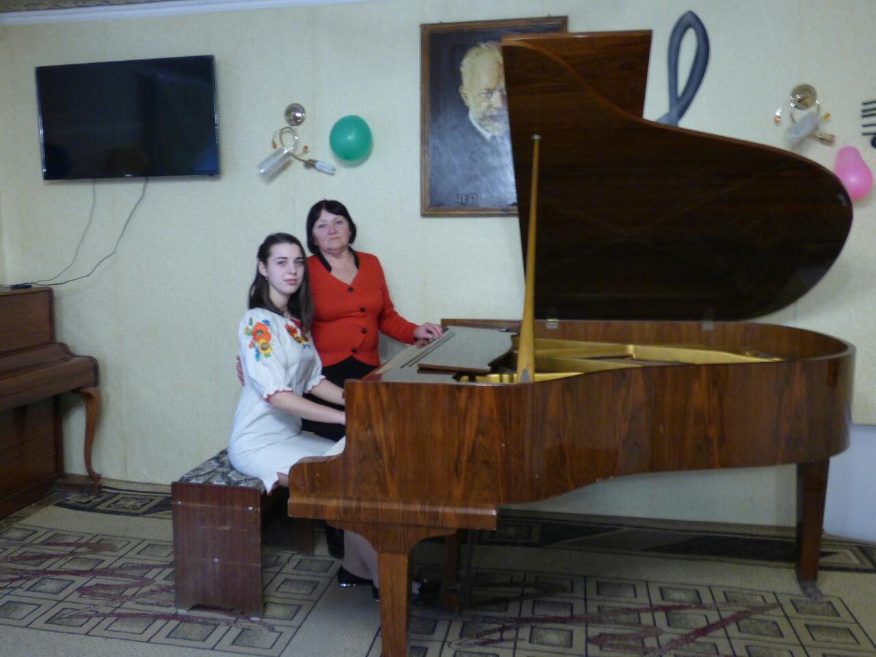 Стаднічук Ірина та Віра Домбровська