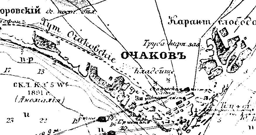 Очаковские хутора