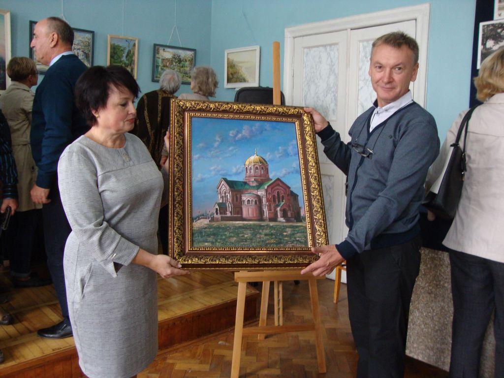 Свято-Троицкий собор. Худ. Игорь Пичугин