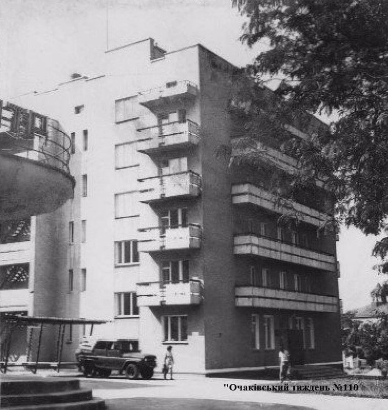 Гостиница Гилея