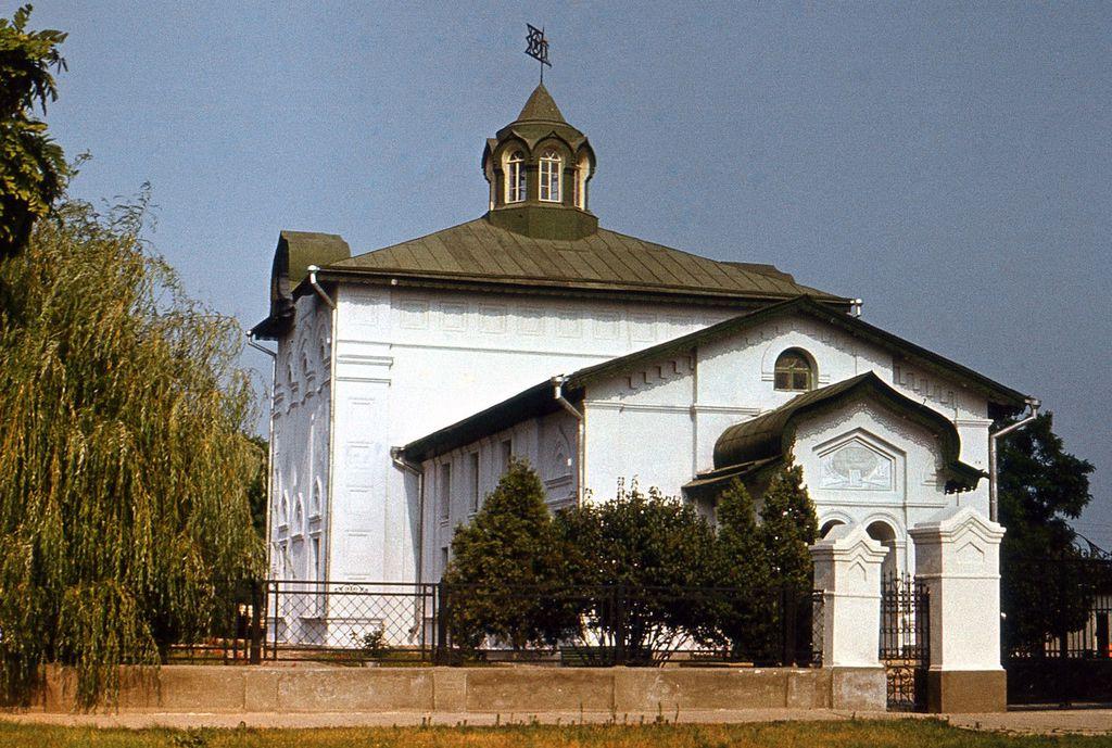 Военно-исторический музей А.В. Суворова. Фото 70-х г.